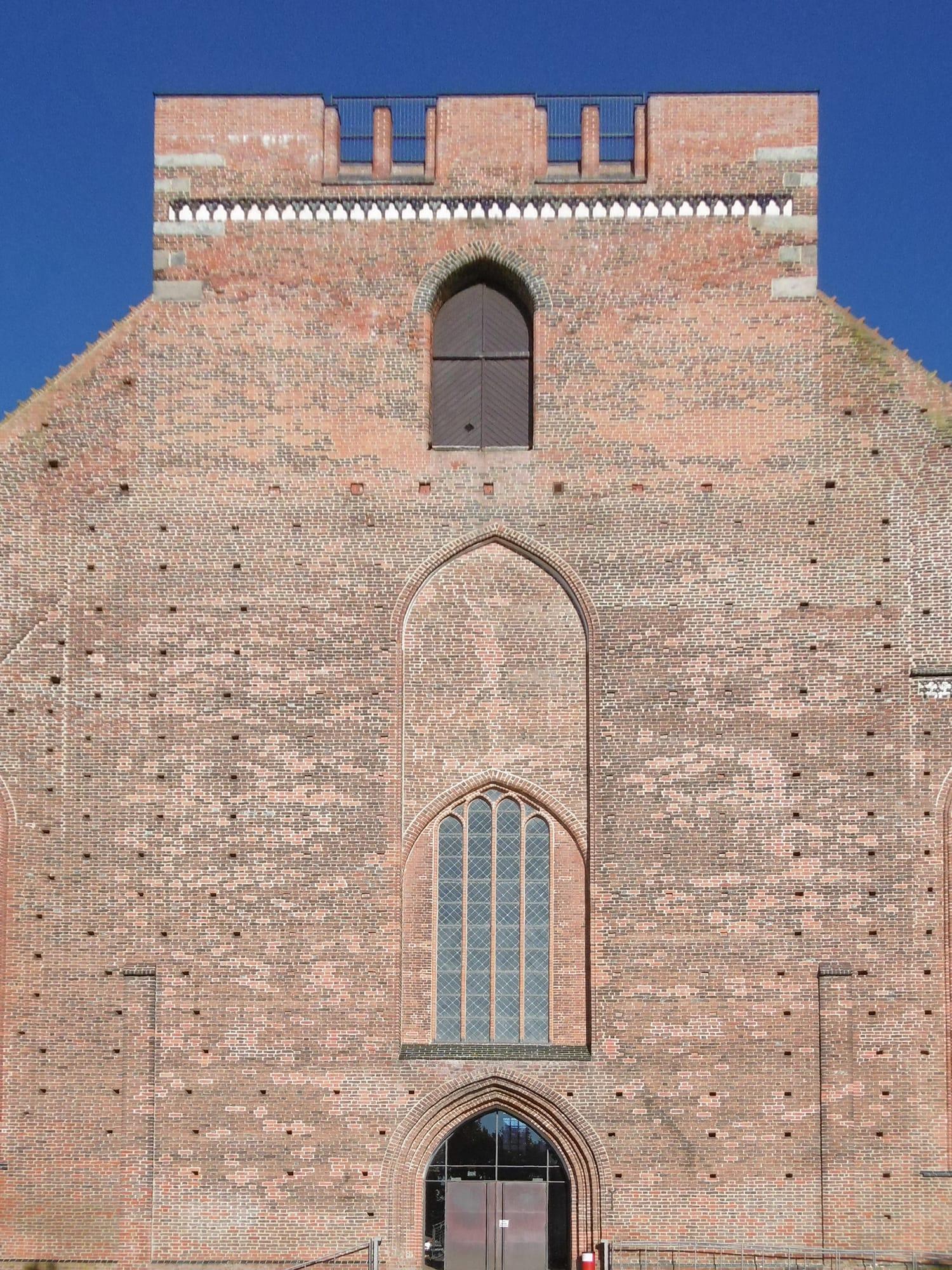 Kulturkirche Wismar - Front