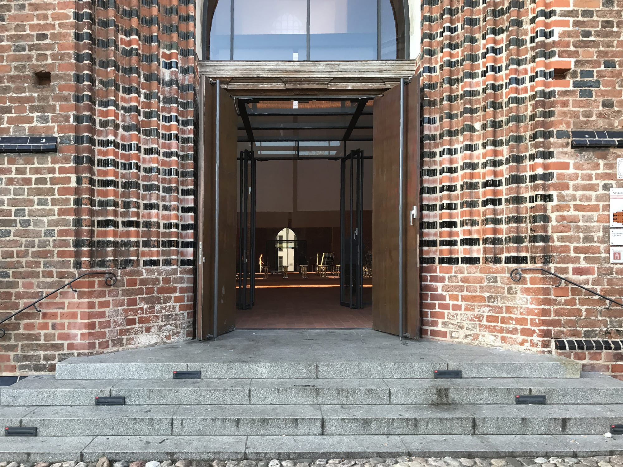Kulturkirche Wismar - Tore